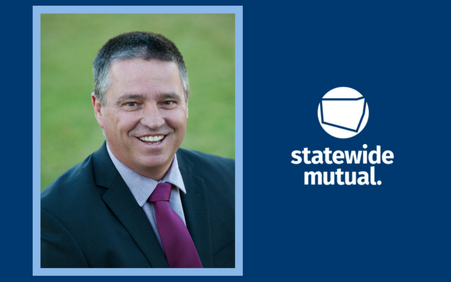 Jason Linnane from Singleton Council joins Statewide Mutual Board