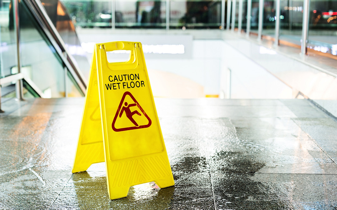 Sure-Footed Tips to Reduce Slip Hazards