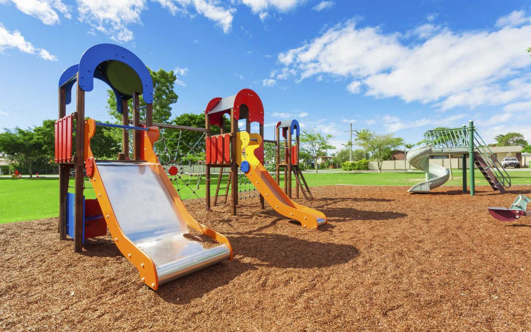 Rising Playground Temperatures