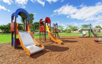 Rising Playground Temperatures