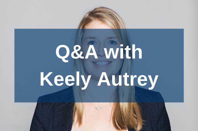 In Conversation: 5 Minutes With Keely Autrey